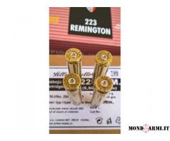 Bossoli primo sparo in .223 Remington e .30-06 Springfield