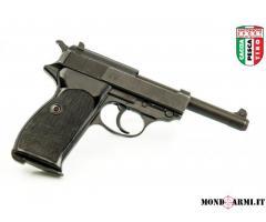 WALTHER MOD. P-01 CAL. 9X21 (ID584)