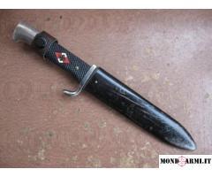 coltello HJ della seconda guerra mondiale, Gottlieb Hammesfahr