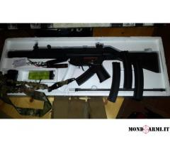 mp5 sd5 marui  scambio