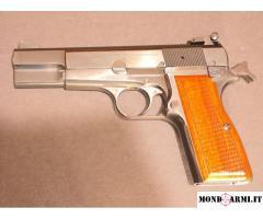 BROWNING FN 38 HP CALIBRO 7,65 PARABELLUM,
