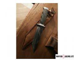 realizzo coltelli a mano personalizzati