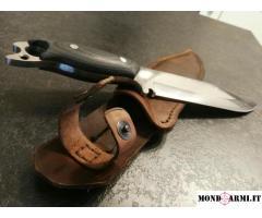 Vendo coltello nuovo realizzato a mano