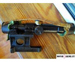 Cannocchiale/Ottica PU per Mosin 91/30 (1942)