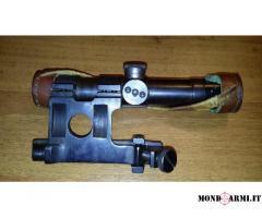 Cannocchiale/Ottica PU per Mosin 91/30 (1943)