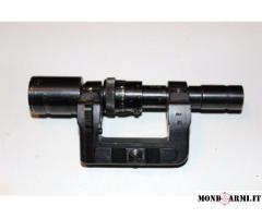 Cannocchiale/Ottica ZF41 per Mauser K98 (dov), originale