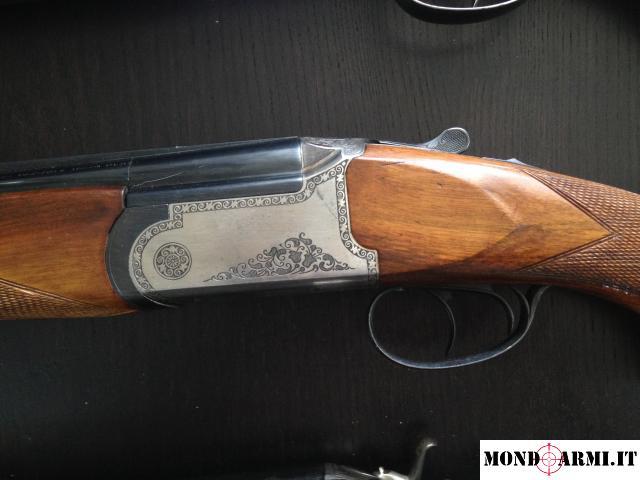 Vendo fucili canna liscia