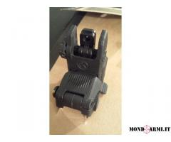 Vendo set mire Magpul MBUS Gen 2 black