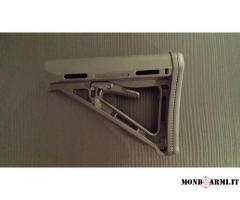Calcio Magpul MOE mil-spec black