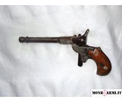 revolver antico da borsetta