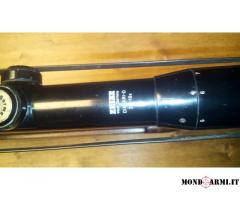 Weatherby Mark V cal. 300 wby mag con ottica Zeiss 2.5-10x50 attacchi a piede di porco