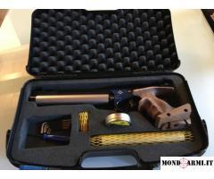 Pistola aria compressa morini MGh-1