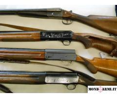 3 Fucili € 390 Beretta Browning Franchi