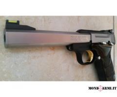 Browning Buck Mark .22 LR come nuova