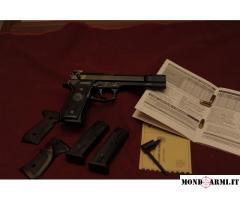 Beretta 9X21  FS 98 TARGET 9x21mm IMI