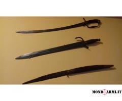 Spade e coltello
