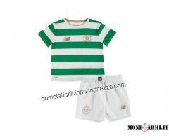 prima divise maglia bambino celtic 2017-2018