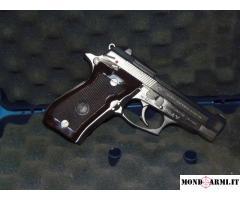 Beretta 84Fs Nikel
