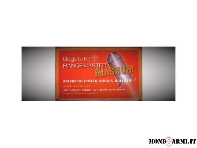 Piombini cal.5,5 Daystate Magnum grammi 2,43