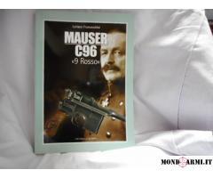 MAUSER C96 ROSSO,