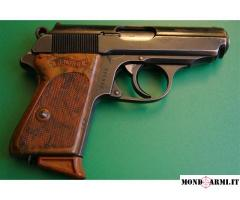 walther ppk sia in calibro 9 che in calibro 22lr,
