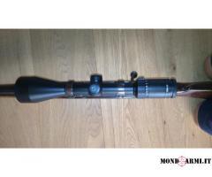 Vendo carabina cz calibro 270 con ottica zeiss