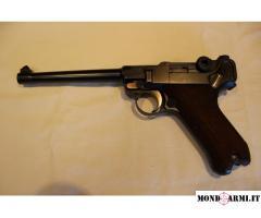 MAUSER P08 CAL.7,65 PARA ANNO1941,