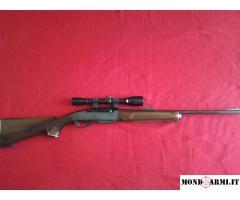 Vendo carabina semiauto Remington