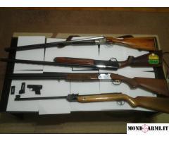 vendo gruppo armi