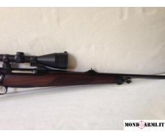 Vendo carabina Sauer mod 202 cal. 25-06.