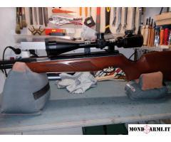 Vendo carabina Weirahuch hw977