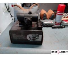 RedDot con laser incorporato