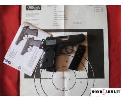 Pistola Walther PPK calibro 7,65