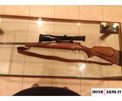 Carabina da caccia marca CZ, modello 550, cal. 243 Winchester