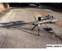 Remington 700 MLR - 338 Lapua Magnum