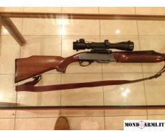 Carabina da caccia marca Remington, modello 7400, cal. 30.06