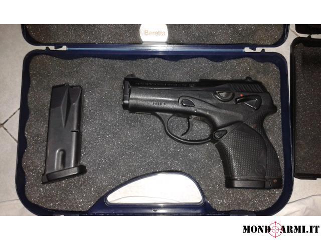 Beretta 9000 .40 Smith & Wesson | Auto  |  10 x 21 mm