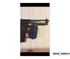 Beretta 98 F, completa, calibro 9x21