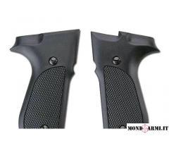 Guance originali in plastica per pistola Walther modello P88 Compact. Umarex