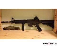 Lone Star Border Patrol SWAT SBR@M4A1 SOPMOD