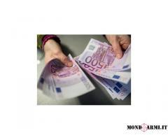 Offerta di prestito tra singoli Molto seria e molto veloce