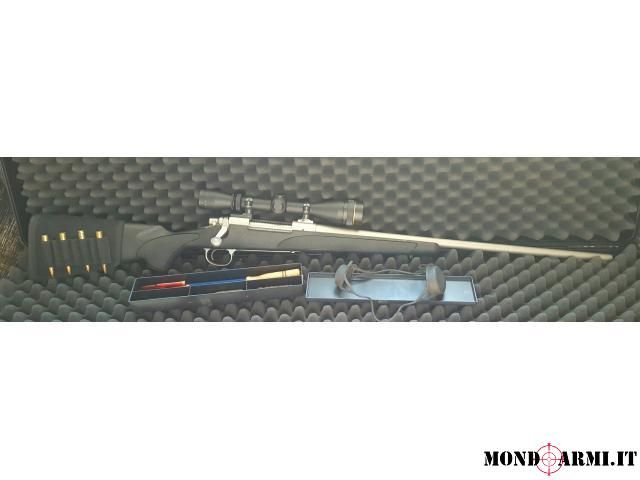remington 700 sps stainless cal 30-06 con leupold vx-2 4-12×40