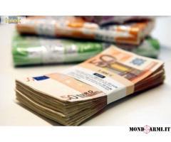 offerta di prestito tra particolari gravi e ragionevoli