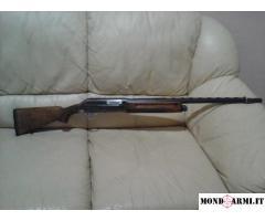 PISTOLA CAL.22 preferibile REVOLVER, cambio alla pari con fucile cal.12 semiautomatico