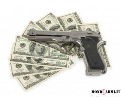 Acquisto armi usate corte e lunghe da rottamare