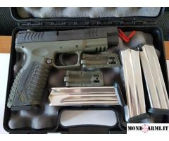 Cedo HS Arms 4.5 9x21mm IMI - ARMA SPORTIVA