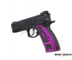 Guancette in Alluminio per CZ SP01 (Spessori differenti)