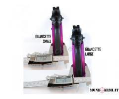 Guancette in Alluminio per CZ SP01 (Spessori differenti)