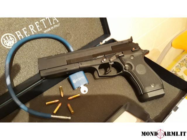 Vendo Beretta 87 Targhet