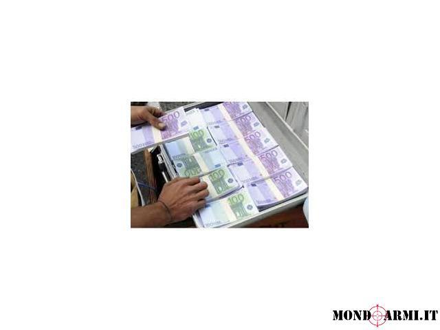 Offerta di finanziamento ad un tasso ridotto